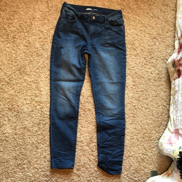 Old Navy Denim - Old Navy super skinny jeans
